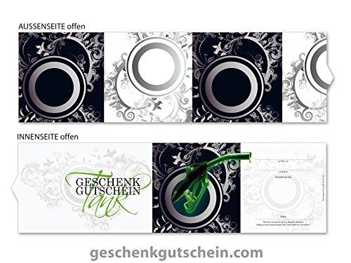 50 Stk. Premium Booklet Gutscheine für Tankstellen, Werkstätten, Servicestationen TK702, LIEFERZEIT 2 bis 4 Werktage !