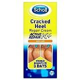 Scholl Cracked Heel Repair Cream Klinisch Schnelle Skin Repair Creme Aktiv 2x60ml Flaschen bewährt