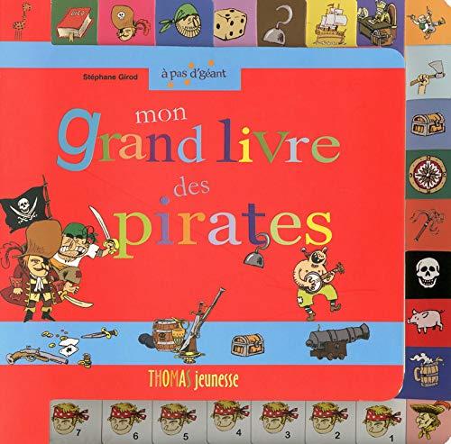 Mon grand livre des pirates