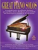 Great Piano Solos - The Purple Book (Revised Edition). Für Klavier