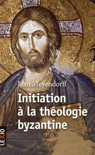 Initiation  la thologie byzantine