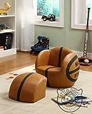 Little Basket Ball Kids Chair