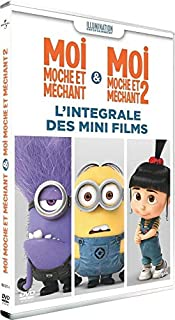 Moi moche et méchant & Moi moche et méchant 2, l'intégrale des mini films (B00OI6B8AS) | Amazon price tracker / tracking, Amazon price history charts, Amazon price watches, Amazon price drop alerts
