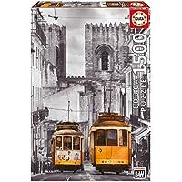 Puzzles Educa - Puzzle Barrio De La Alfama, Lisboa, 1500 piezas (16311)