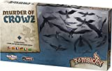 Zombicide: Schwarz Pest mordfall crowz Board Game