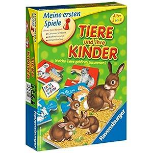 Ravensburger 21403 - Tiere und ihre Kinder