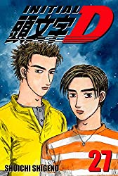 Initial D Vol. 27 (comiXology Originals)