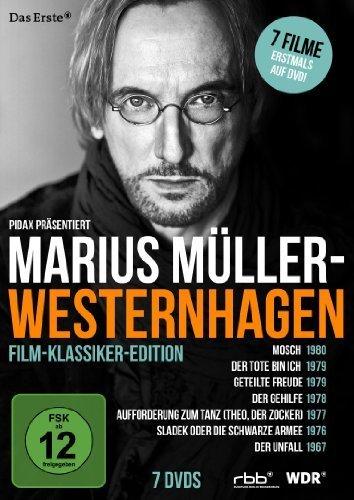 Marius Müller-Westernhagen Film-Klassiker-Edition (Aufforderung zum Tanz / Mosch / Sladek / Der Gehilfe / Geteilte Freude / Der