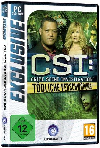 Preisvergleich Produktbild CSI: Crime Scene Investigation - Tödliche Verschwörung