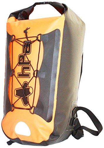 hPa Black Rider Rucksack, wasserdicht 25 l Orange - orange