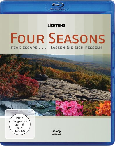 Four Seasons - Peak Escape [Blu-ray]