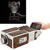 #4: Generic Cardboard Smartphone Projector 2. 0 / DIY Mobile Phone Projector Portable Cinema