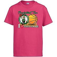 Camiseta NBA Boston Celtics Baloncesto Basketball Fan I Love This Game