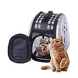 Leegoal Transporttasche für Katzen, Handtasche, Reisetasche, Schultergurt für Katzen, Kätzchen, Kleine Hunde, Kaninchen, Haustiere