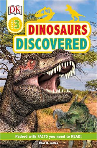 DK Readers Level 3: Dinosaurs Discovered por Dean R. Lomax