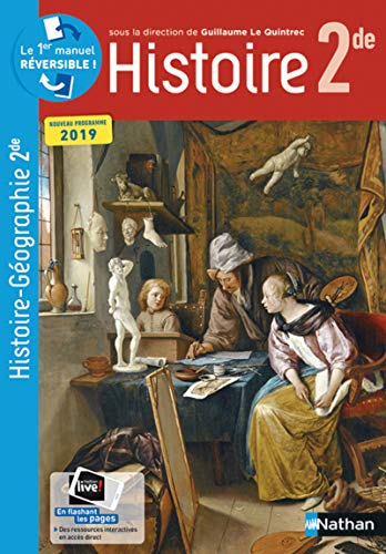 Histoire-Géographie 2de - collection Le Quintrec/Janin - manuel élève (nouveau programme 2019)