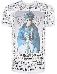 3bdee835714d Diesel T-shirt Reboot-T-Bliss - 00SCTT-OW91B   Reboot-