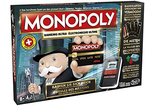 Monopoly: Ultimate Banking - Limited Edition