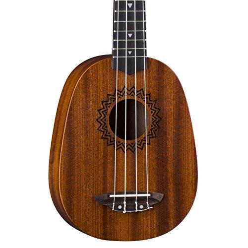 Luna Guitars ukevmp Ukelele