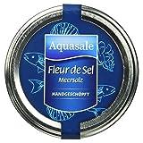 Aquasale Meersalz Fleur de Sel, 125g