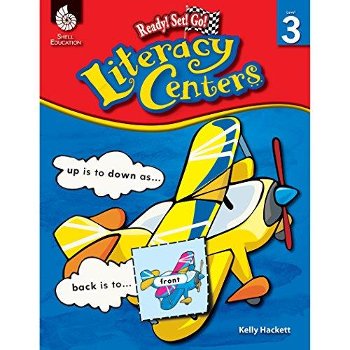el 3 (Level 3): Ready! Set! Go! (Ready! Set! Go Literacy Centers) ()