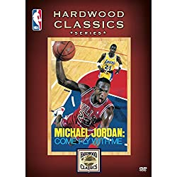 Nba Hardwood Classics: Michael Jordan - Come Fly [USA] [DVD]