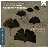 J.S. Bach: Goldberg Variations (arr Dmitry Sitkovetsky)