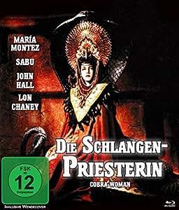 Die Schlangenpriesterin - Cobra Woman [Blu-ray]