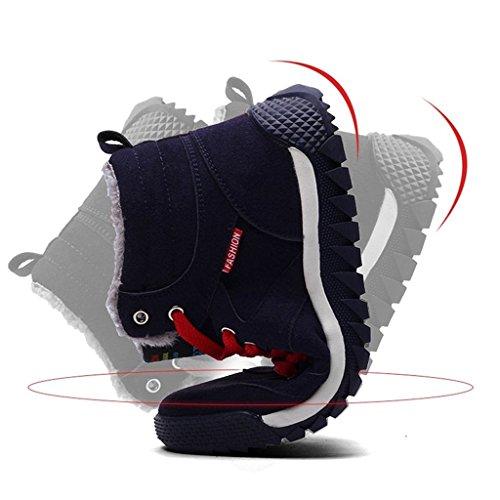 Zapatos azules de otoño Eagsouni para hombre 1ZeOWy1co5