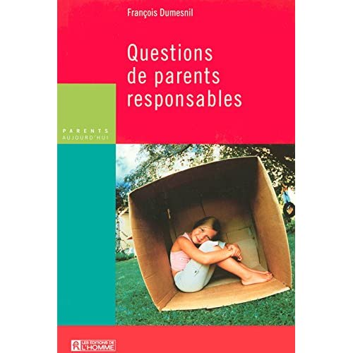 QUESTIONS PARENTS RESPONSABLES
