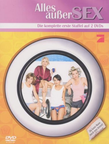Die komplette erste Staffel (2 DVDs)