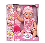 Baby Born Interactive Doll–30878–Daughter–9Functions and 11accessories