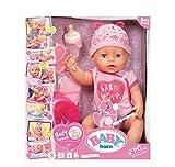 Baby Born 30878–Muñeca interactiva niña 9funciones y...
