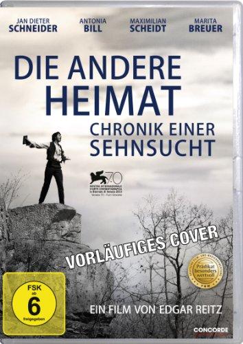 Coverbild: Die andere Heimat - Chronik einer Sehnsucht