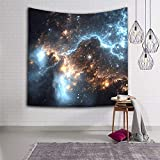 xkjymx Europe and the United States printed home tapestry murals beach towel starry