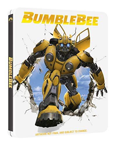 Bumblebee (Steelbook 4k Ultra HD + Blu-Ray) (2 Blu Ray)