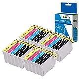 Fimpex Compatible Encre Cartouche Remplacement Pour Epson Stylus SX230 SX235W SX420W...