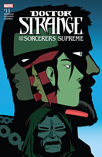 Doctor Strange and the Sorcerers Supreme (2016-2017) #11 (English ...