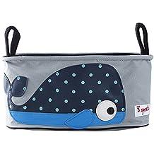 baffect al aire libre bebé carro carrito bolso de mano para colgar bolsa de almacenamiento cochecito de bebé cuna cama organizador bolsillo para cuna juego de cama, D