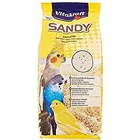 Vitakraft Sandy, Vogelsand 3 Plus, 2,5 kg Beutel (1 x 2,5 kg)