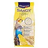 Vitakraft Sandy, Uccello Sand 3Plus, Sacchetto di 2,5kg (1X 2,5kg)