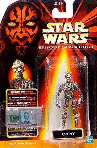 """C-3PO """"Naked"""" Star Wars Episode I """"The Phantom Menace"""" gebraucht kaufen  Wird an jeden Ort in Deutschland"""