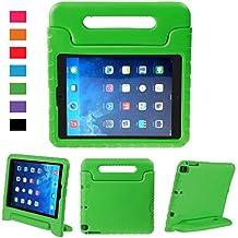 BelleStyle Funda para iPad 2018/2017 9.7 Pulgada - EVA Prueba de Choques Protector Niños