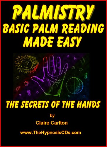 PALMISTRY - Basic Palm Reading Made Easy (Psychic Book 3) (English Edition)