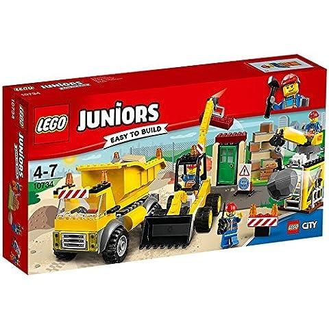 LEGO - 10734 - Juniors - Jeu de Construction -