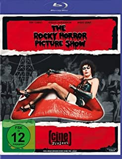 The Rocky Horror Picture Show - Cine Project [Blu-ray]