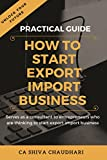 Best Books On How To Start An - Practical Guide on How to Start Export Import Review