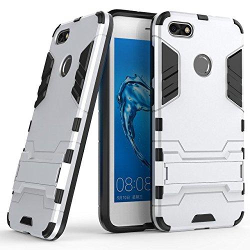 Coque Huawei Mate 10 Pro GOGME Bleu Parenth/èse Pliable Tough Armor Series Robuste anti-Scratch PC Arri/ère Panneau Pare-chocs TPU /étanche aux Chocs