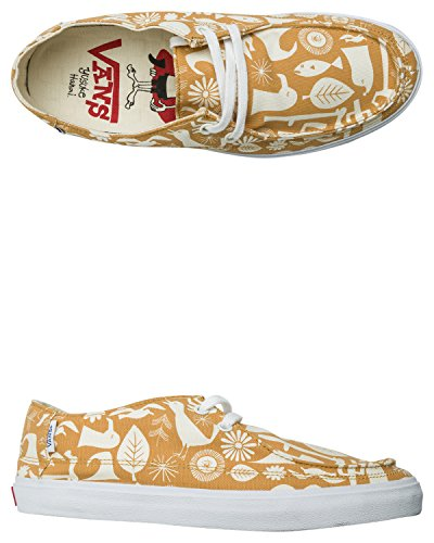 Vans Rata Vulc SF Shoes (yusuke hanai) yellow