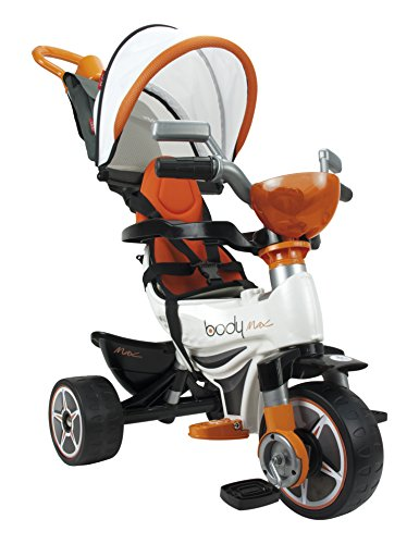 Injusa - Triciclo Body Max (3254)